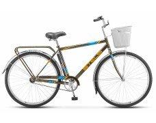 """Велосипед 28 Stels Navigator 300 Gent Z010 20"""" Серый"""