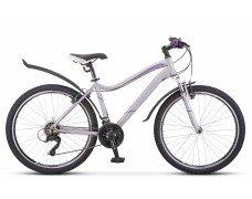 """Велосипед 26 Stels Miss 5000 V V040 17"""" Аметистовый"""