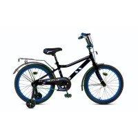 """Велосипед Fast  18"""" цвет: черно-синий, , шт"""