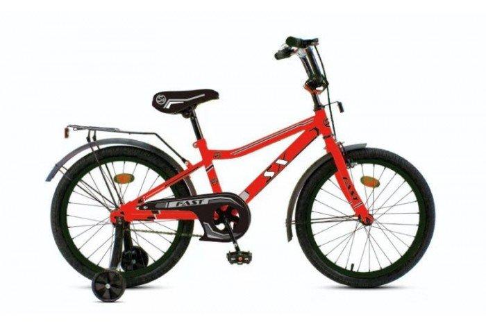 """Велосипед Fast  20"""" цвет: красный, , шт"""