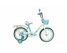 "Велосипед Kristi 14"" цвет: бирюзовый, , шт"