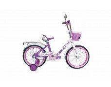 """Велосипед Kristi 14"""" цвет: фиолетовый, , шт"""