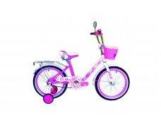 "Велосипед Kristi 14"" цвет: розовый, , шт"