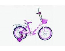 "Велосипед Kristi 14"" цвет: нежный, , шт"
