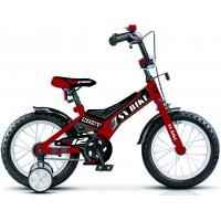"""Велосипед Next  16"""" красный, руч. тормоз (1pcs), , шт"""