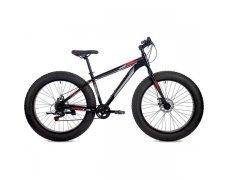 """Велосипед Foxx 26"""" JUMBO 17"""" черный"""