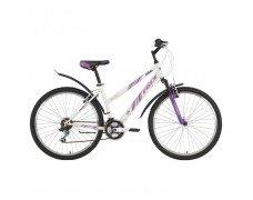 """Велосипед Foxx 26"""" Salsa 17"""", белый, TZ-500/POWER/MS-12"""