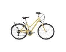 """Велосипед Stinger 26"""" VICTORIA 17"""" бежевый"""