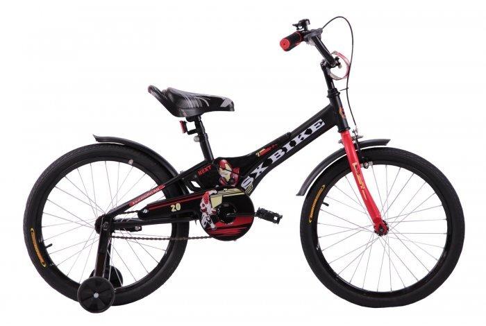 Велосипед Next 2.0  20 Железный Человек, руч. тормоз