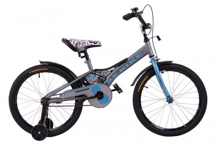 Велосипед Next 2.0  20 Граффити , руч. тормоз