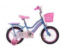 """Велосипед Milana 14"""" цвет: бирюзовый"""