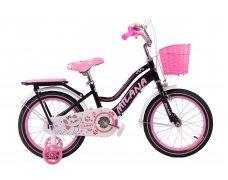 """Велосипед Milana 14"""" цвет: Черный"""