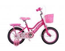 """Велосипед Milana 14"""" цвет: Розовый"""