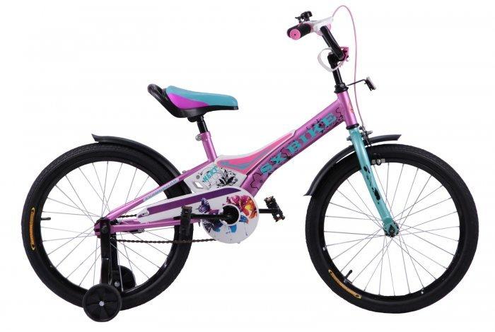 Велосипед Next 2.0  16 Розовый, руч. тормоз