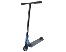 """Самокат ТТ """"Draco"""",трюковой,кол.110мм,выс.63 мм,руль сталь,дека AL,ABEC 9 Chrome,синий"""