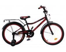 """Велосипед Fast 2.0  20"""" цвет: черно-красный"""
