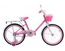 "Велосипед Kristi 20"" цвет: нежный"