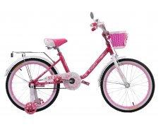 """Велосипед Kristi 20"""" цвет: розовый"""