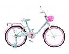 "Велосипед Kristi 20"" цвет: бирюзовый"