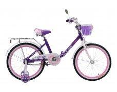 """Велосипед Kristi 20"""" цвет: фиолетовый"""