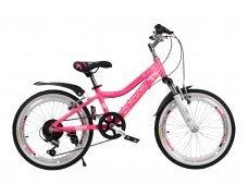 """Велосипед скоростной 20 """"Melody"""" розовый"""