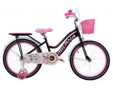 """Велосипед Milana 20"""" цвет: Черный"""