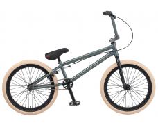 """Велосипед TechTeam Grasshoper 20""""BMX, оливковый,рама сталь,вынос алюмин,55 см, без пег"""