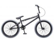 """Велосипед TechTeam Mack 20""""BMX, черный,рама стальная,вынос алюмин.55мм,без пег"""