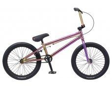 """Велосипед TechTeam Millennium  20""""BMX, бензин,рама сталь,вынос алюмин.55см,без пег"""