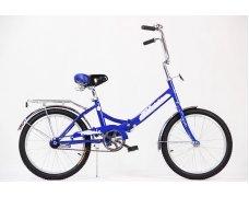 """Велосипед SX bike Classic 20"""" синий"""