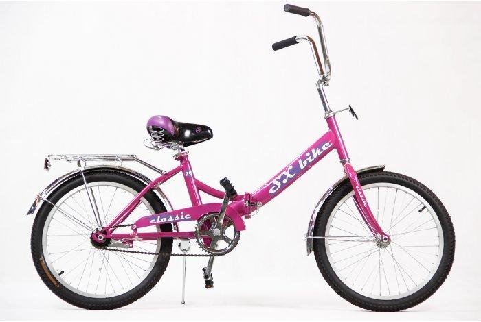 """Велосипед SX bike Classic 20"""" розовый"""