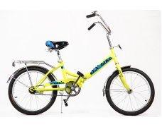 """Велосипед SX bike Classic 20"""" зеленый"""