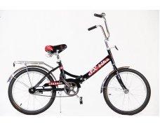 """Велосипед SX bike Classic 20"""" черно-красный"""