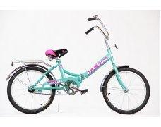 """Велосипед SX bike Classic 20"""" бирюзовый"""