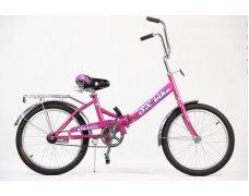 """Велосипед SX bike Classic 24"""" розовый"""