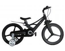 "Велосипед Skillmax 14"" алюм. рама, руч. тормоза, литые обода  (черн)"