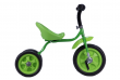 Детский трехколесный велосипед зеленый