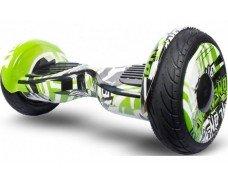 Гироскутер Smart Balance 10.5 Зеленый Граффити