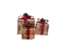 Подарки в наборе светящиеся