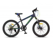 Велосипед 20 STEELY ULTRA