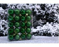 Набор шаров 3см 20шт 7 цветов в ассортименте(144pcs)