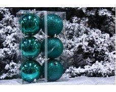 Набор шаров 10см 6шт 13 цветов в ассортименте(12pcs)