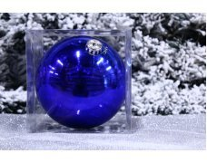 Шар 15см 1шт цвет в ассортименте(5 цв) глянец(36pcs)